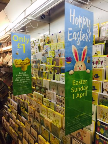 Get Set for Easter with WH Smith