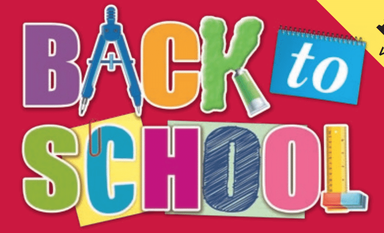 Get Set for Back to School with WH Smith