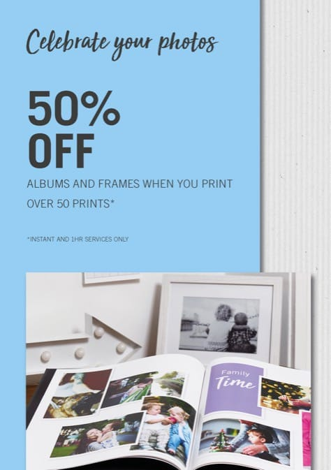 Celebrate Your Photos at Jessops!