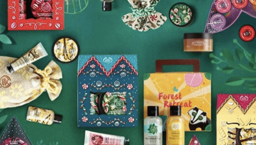 Stock up on Christmas presents at The Body Shop with 25% off gift sets, for a limited time!