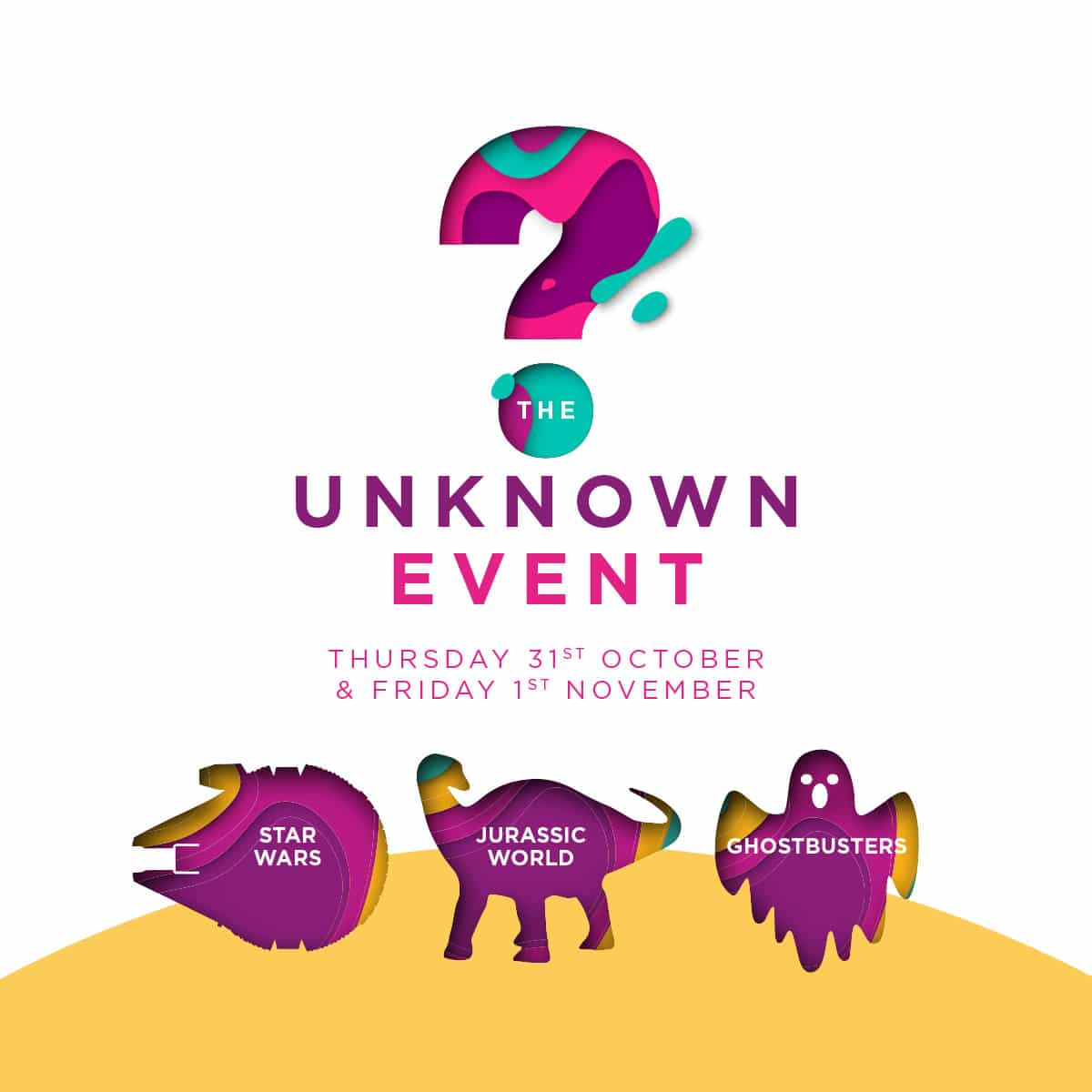 The Unknown Event
