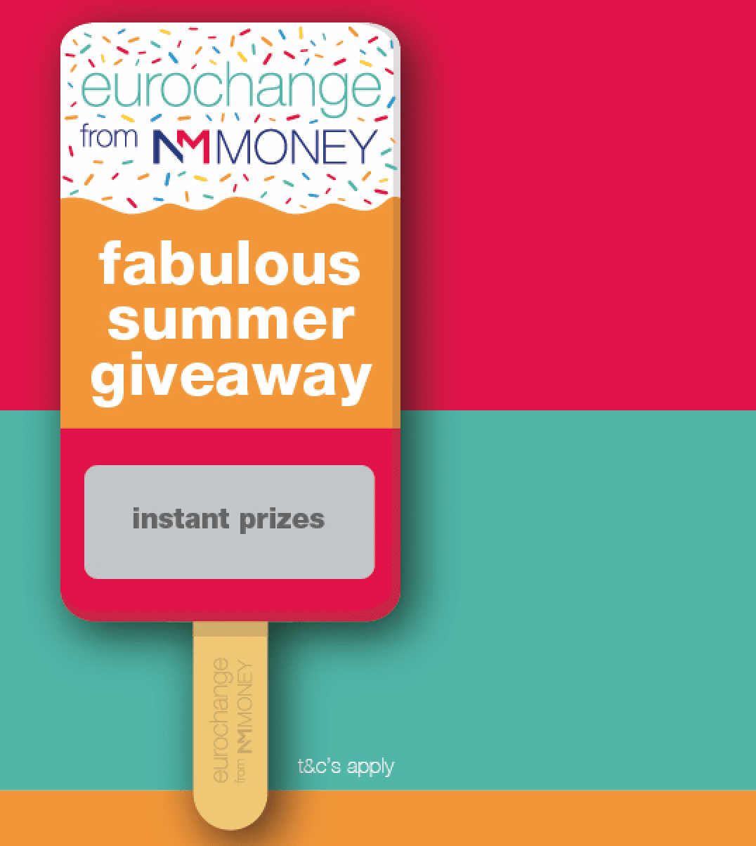 Eurochanges' Fabulous Summer Giveaway - Victoria Shopping Centre