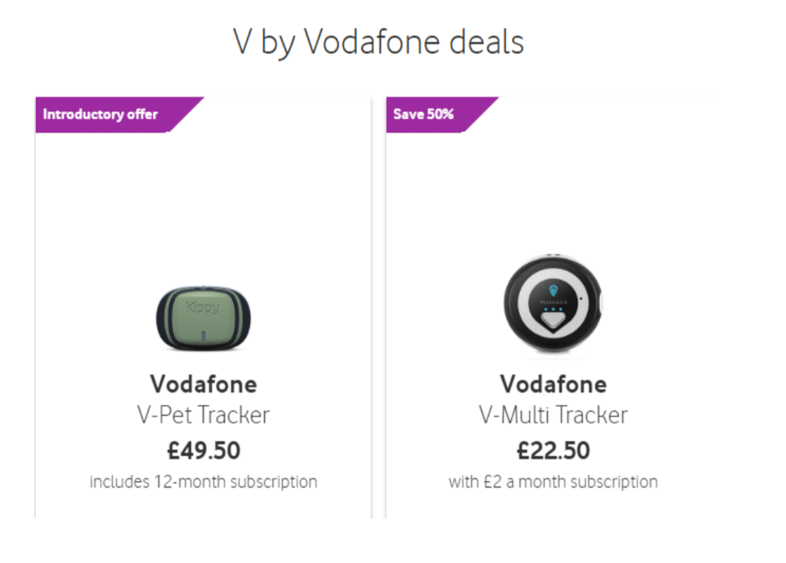 V by Vodafone Deals