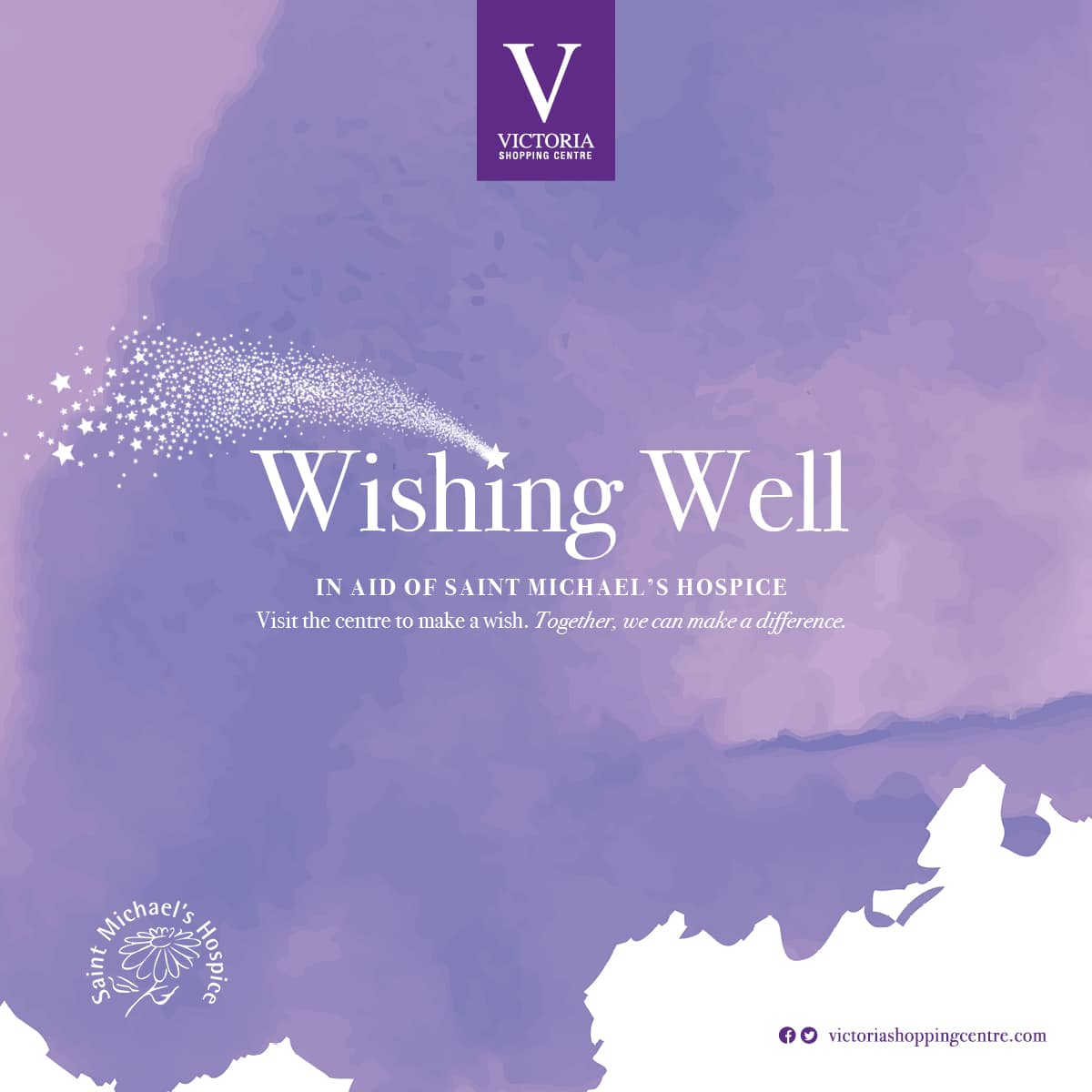 Victoria Shopping Centre's Wishing Well