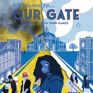 Harrogate Theatre – Our Gate