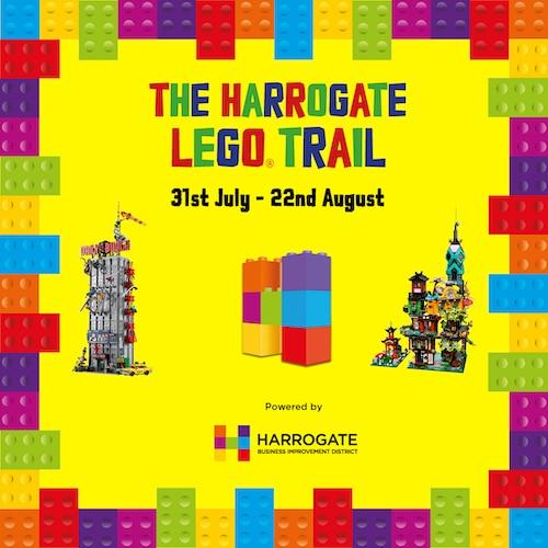 The Harrogate LEGO Trail